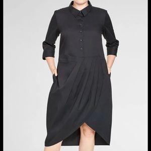 Universal Standard x Danielle Shirt Dress